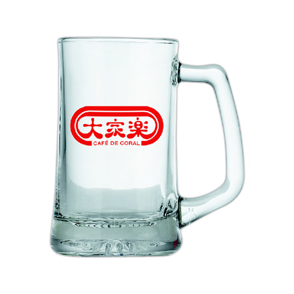 Custom Glass Sport Mug
