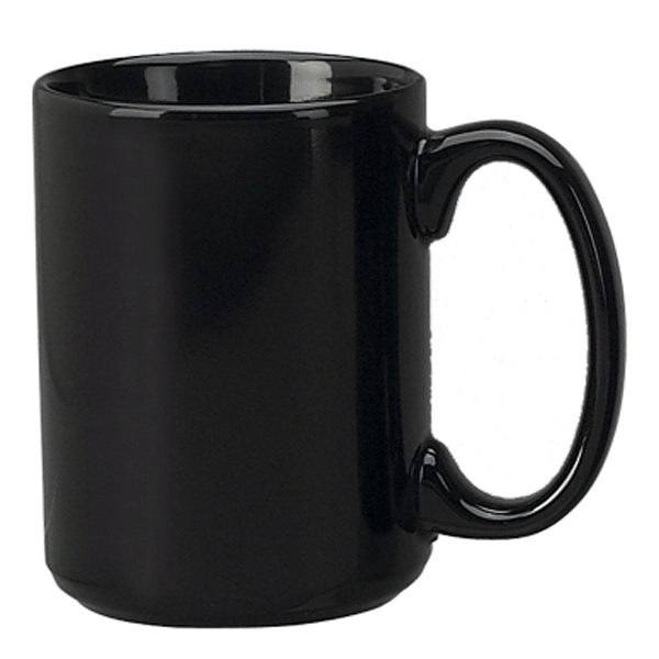 Customized Vitrified Ceramic El Grande Coffee Mug