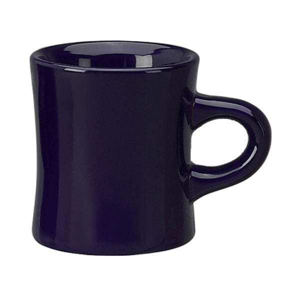 Customized Vitrified Ceramic Diner Mug