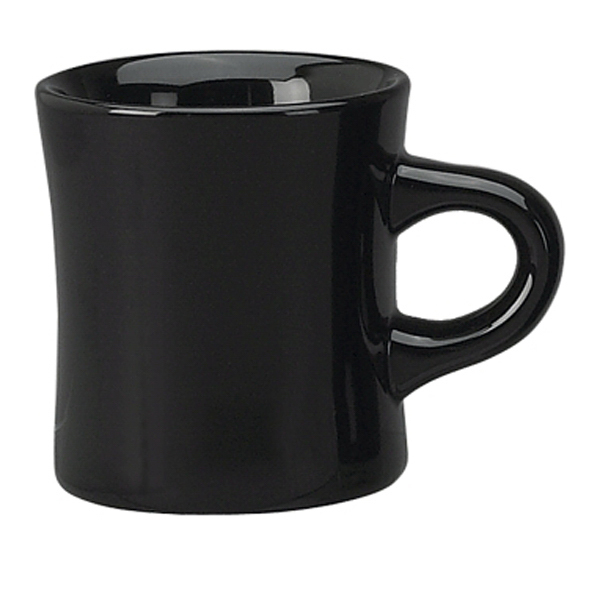 Promotional Vitrified Ceramic Diner Mug