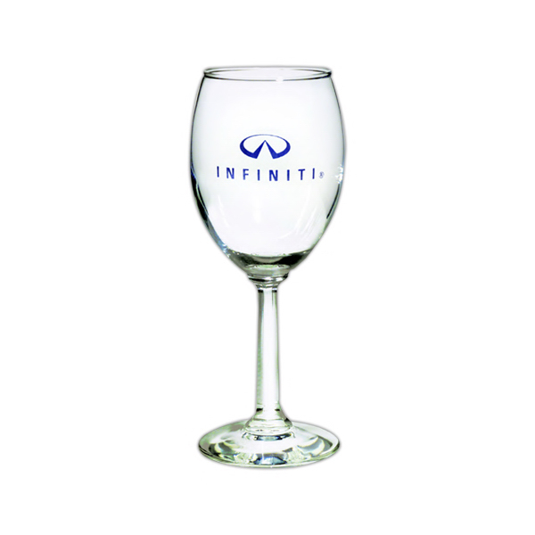 Imprinted Wine glass
