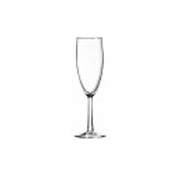 Imprinted Champagne Fluted Glass