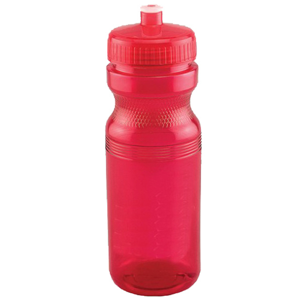 Imprinted Plastic Bike Sports Bottle