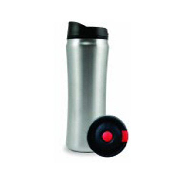 Printed Acrylic Double Wall Clicker Lid Tumbler