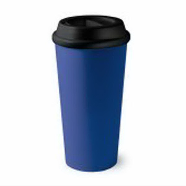 Promotional Acrylic Double Wall Commuter Mug