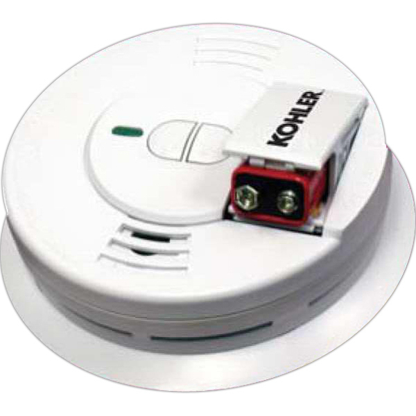 Imprinted Front Loading Battery Smoke Alarm