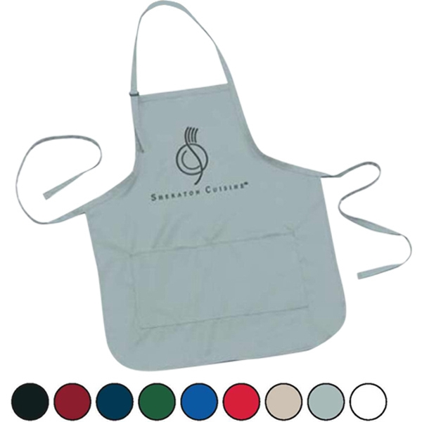 Personalized Long Apron (sm-med)