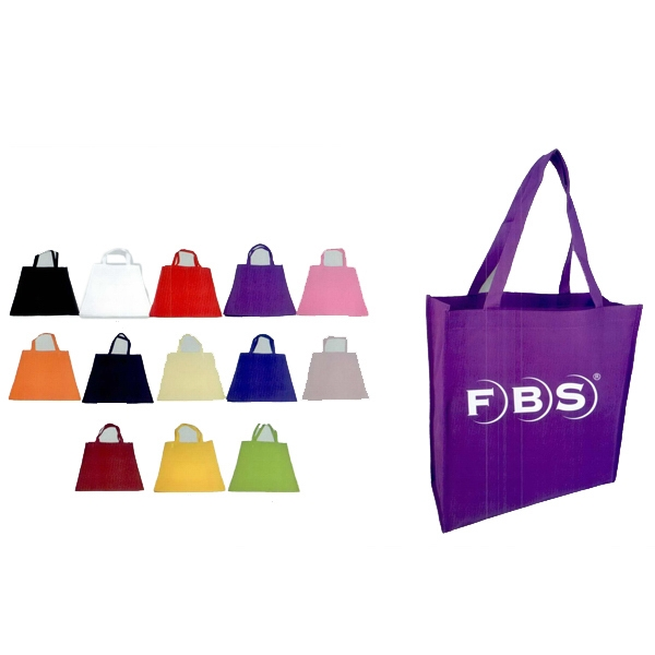 Printed Non woven recycle bag