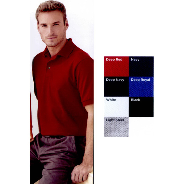 Promotional Hanes (R) ComfortSoft (R) Cotton Pique Sport Shirt