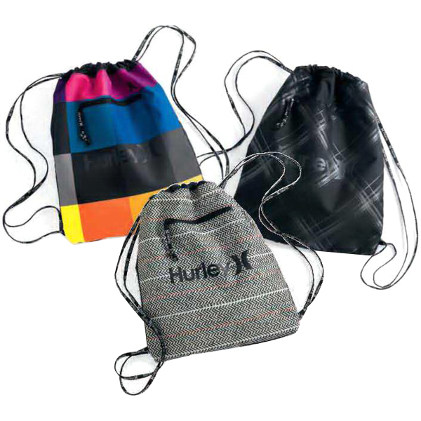 Imprinted Hurley (R) Honor Roll Carry Sack