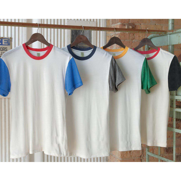 Promotional Alternative(R) Eco-Jersey color blocked t-shirt