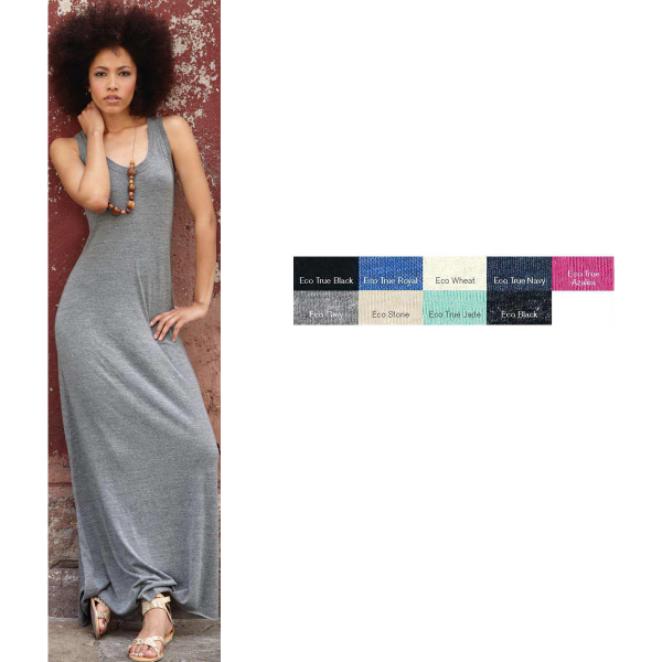 Personalized Alternative(R) Ladies Eco-Jersey Maxi Dress