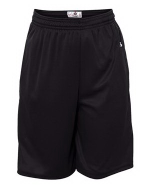 Imprinted Badger Youth B-Dry Core Pocketed Shorts