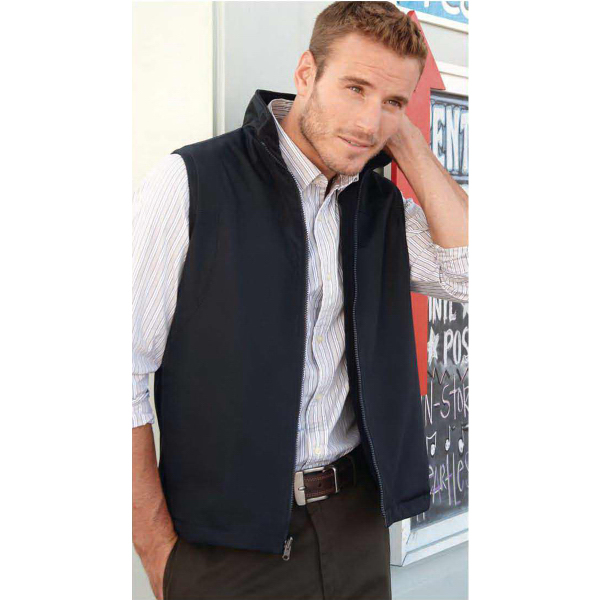 Customized Weatherproof Polar Fleece Lined Vest