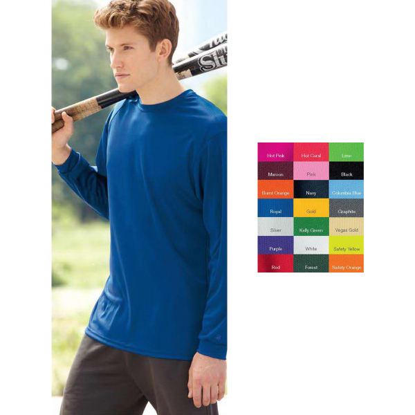 Imprinted C2 Sport Performance Long Sleeve T-Shirt