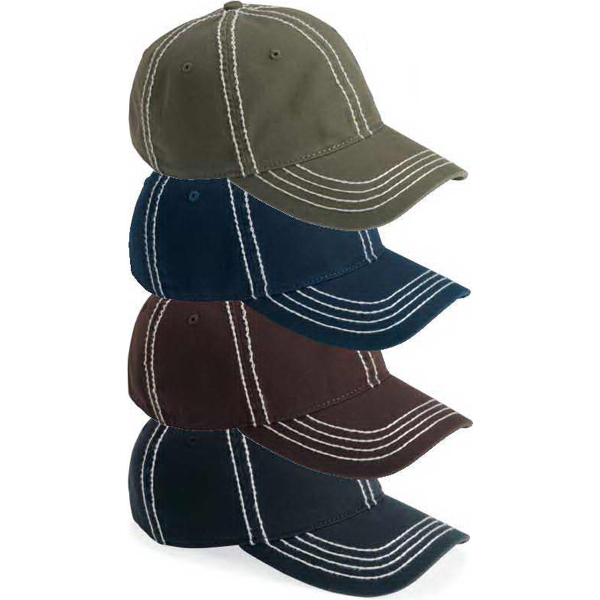 Customized Sportsman Heavy Stitch Cap