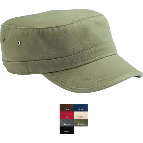 Promotional Econscious Organic Cotton Corps Hat