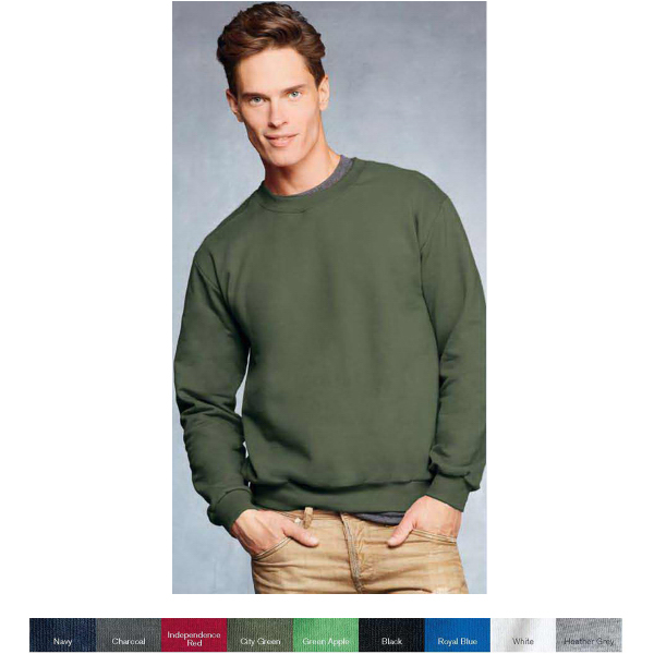 Imprinted Anvil (R) Fashion Crewneck Sweatshirt