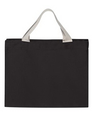 Personalized Bayside USA Made Medium Gusset Tote