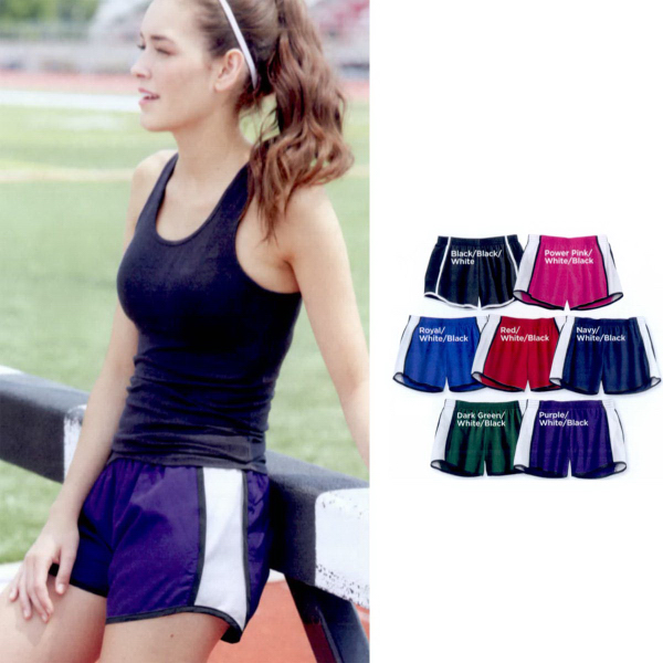 Personalized Augusta Sportswear (R) Ladies Pulse Team Running Shorts