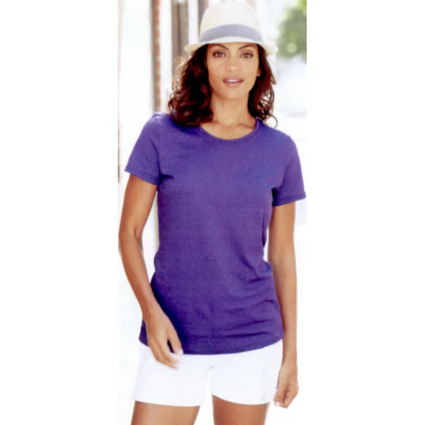 Promotional Fruit of the Loom (R) Ladies' Heavy Cotton HD (TM) T-shirt