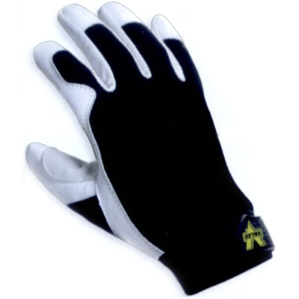 Printed Valeo Leather Utility Gloves