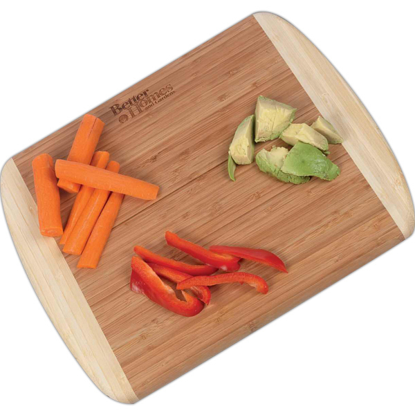 Imprinted Deluxe Cutting Board