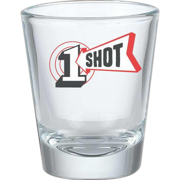 Custom 1.5 oz Shot Glass