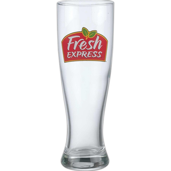 Custom 16 oz Pilsner Glass