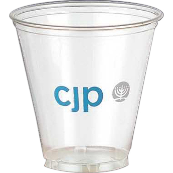 Custom 5 oz Clear Sampler Cup