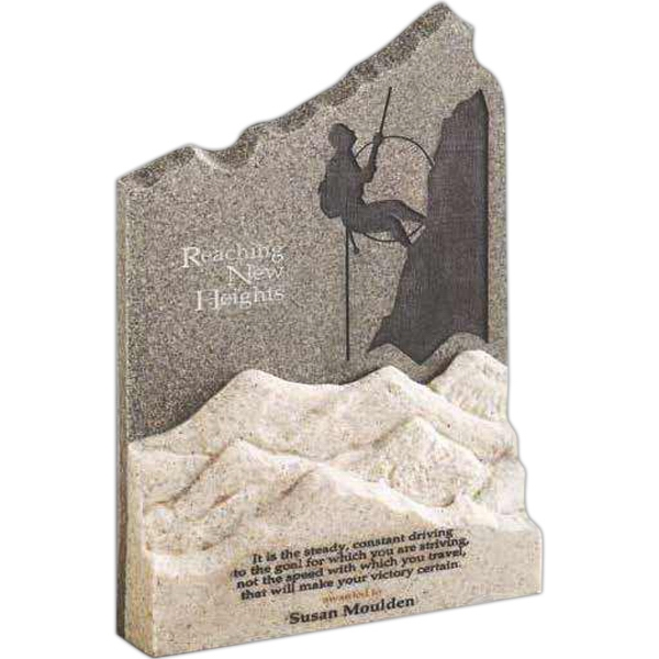 Promotional Rainier Stonecast (TM) Award