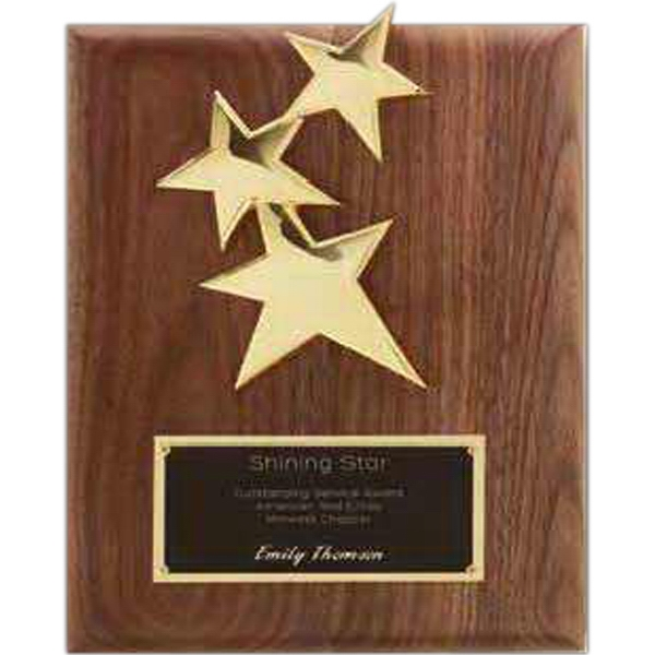 Printed Constellation Star Plaque
