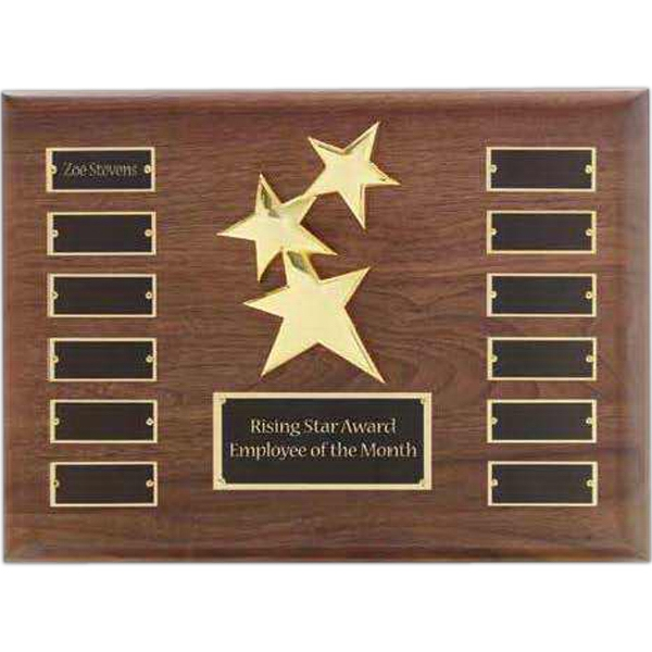Promotional Constellation Perpetual Plaque