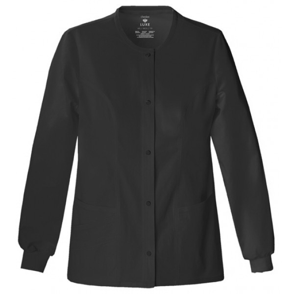 Promotional Cherokee Luxe Warm-up Jacket