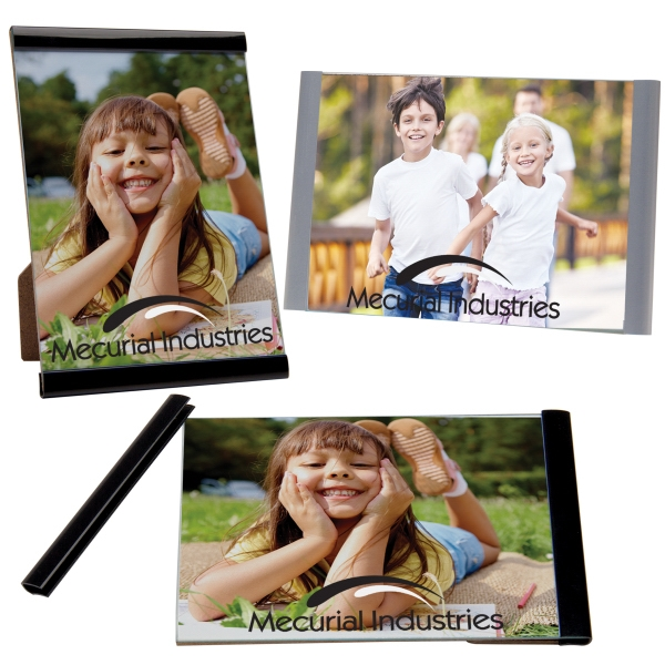 Printed 5 x 7 Three Piece Clip Frame