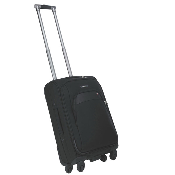 "Custom Sheaffer (R) Classic 21"" 4-Wheeled Carry-On"