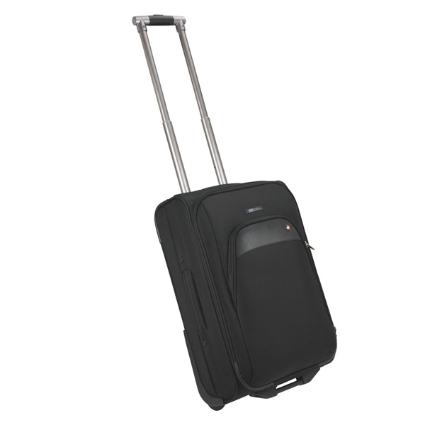 "Custom Sheaffer (R) Classic 21"" 2-Wheeled Carry-On"