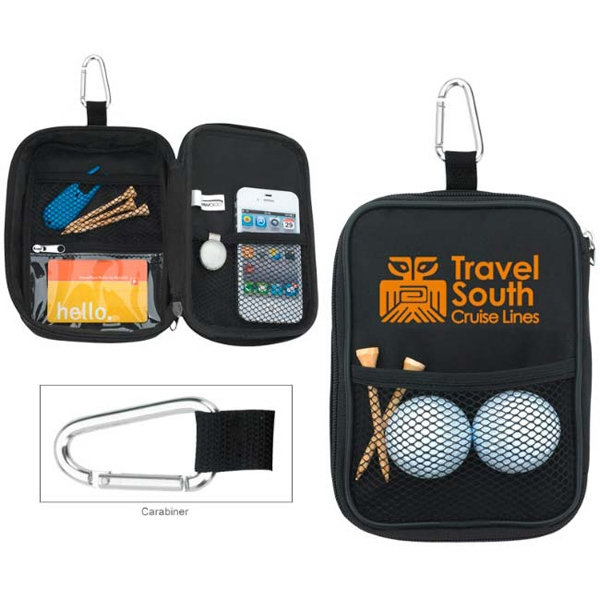 Custom Valuables Zippered Pouch