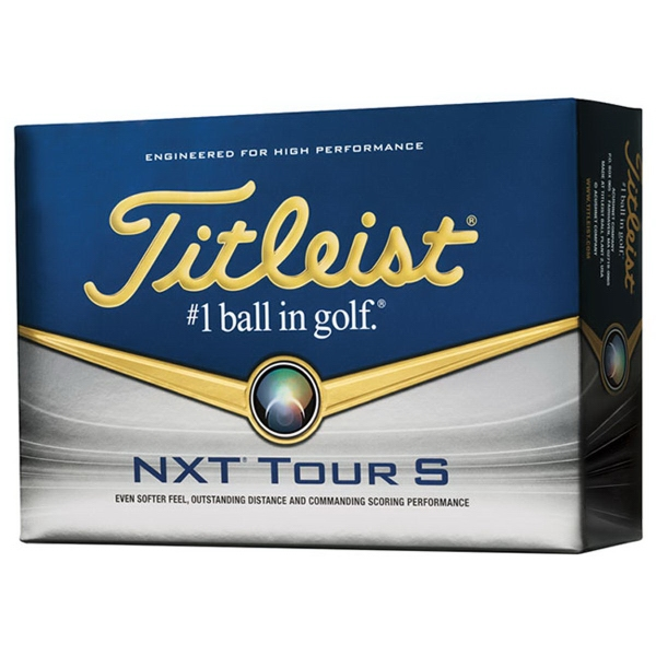 Customized Titleist (R) NXT (R) Tour S Golf Ball