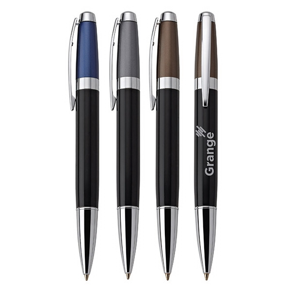 Imprinted Melody 2 - Tone Ballpoint Pen