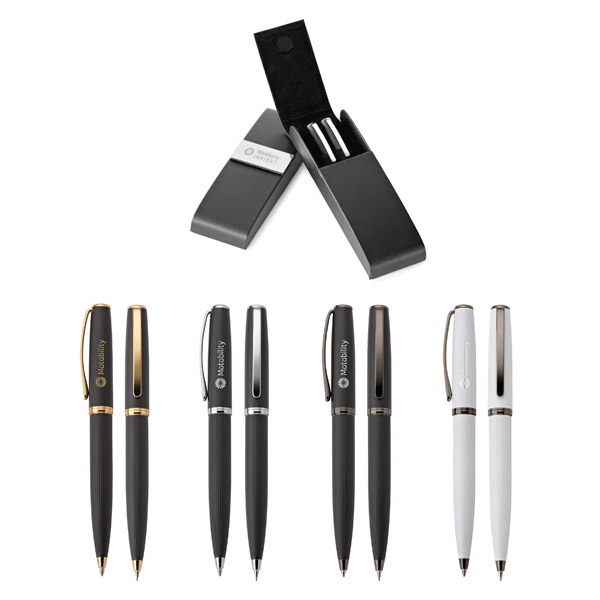 Custom Renzo Pen and Pencil Set