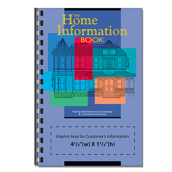 Promotional Home Information Book