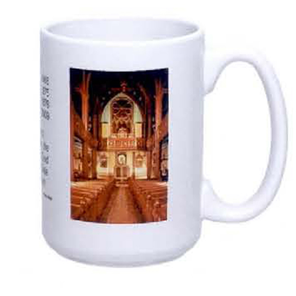 Personalized 15 oz. El Grande Mug (White)