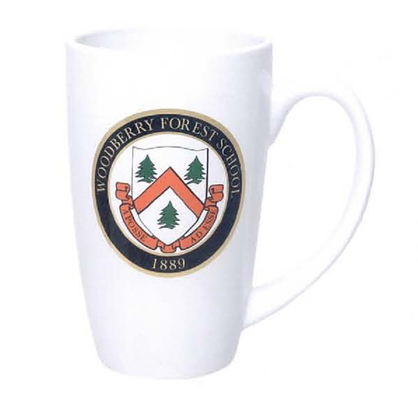 Promotional 19 oz. Cafe mug (White)