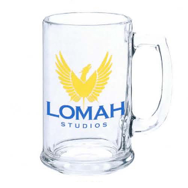 Imprinted 15 oz. Beer Mug