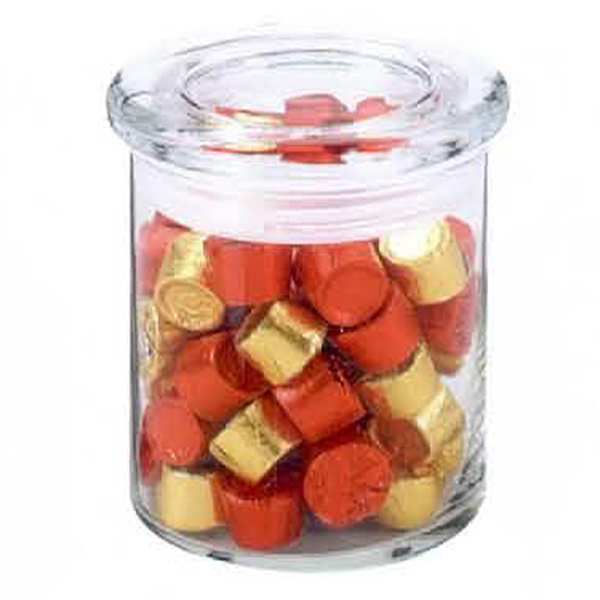 Customized 22 oz. Old Fashioned Candy Jar