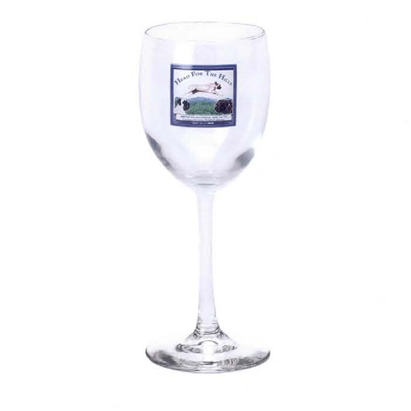 Promotional 12oz. Vina White Wine