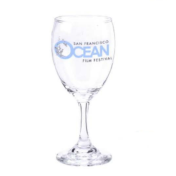Customized 10 oz. Bacaro Wine Goblet