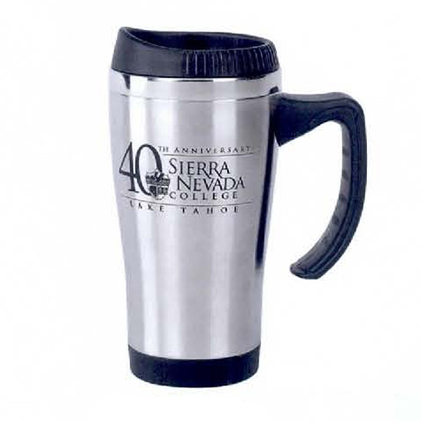 Custom 16 oz. Travel Mug with Stainless Liner