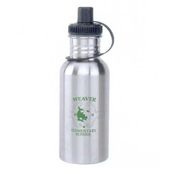 Customized 18 oz. Stainless Steel Sports Bottle